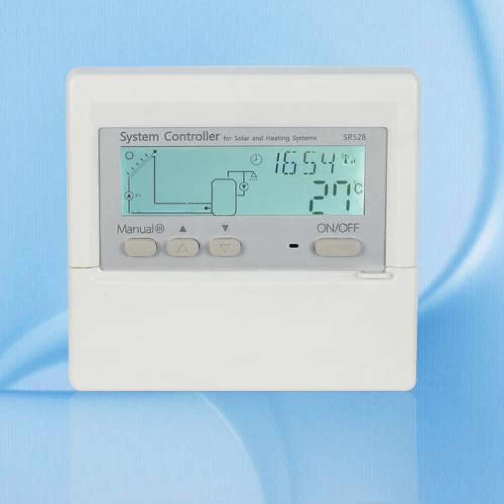 SR 528 Тепловой контроллер для солнечных систем