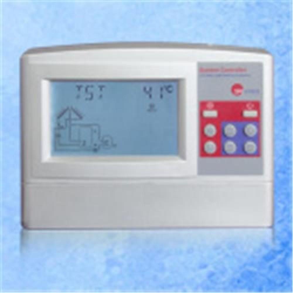 SR 618С6, Тепловой контроллер для солнечных систем