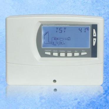 SR 728С, Тепловой контроллер для солнечных систем