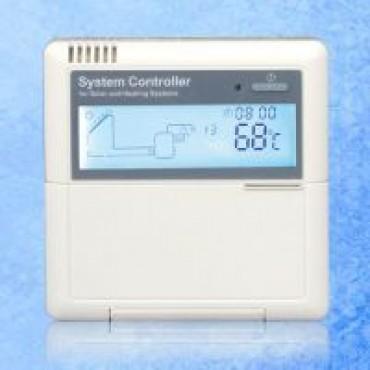 SR 868C8 12VDC Тепловой контроллер для солнечных систем