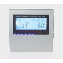 SR 868C9 Тепловой контроллер для солнечных систем