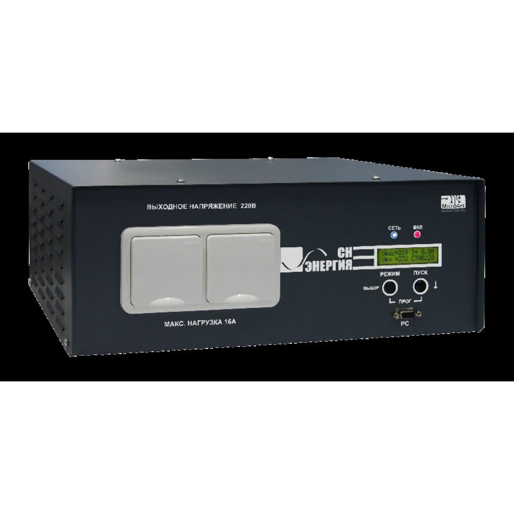 Стабилизатор СН-LCD-9 9000Вт