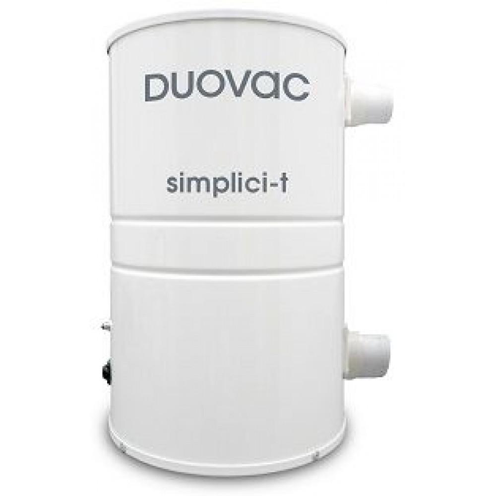Duovac Комфорт SIT-130-I центральный пылесос