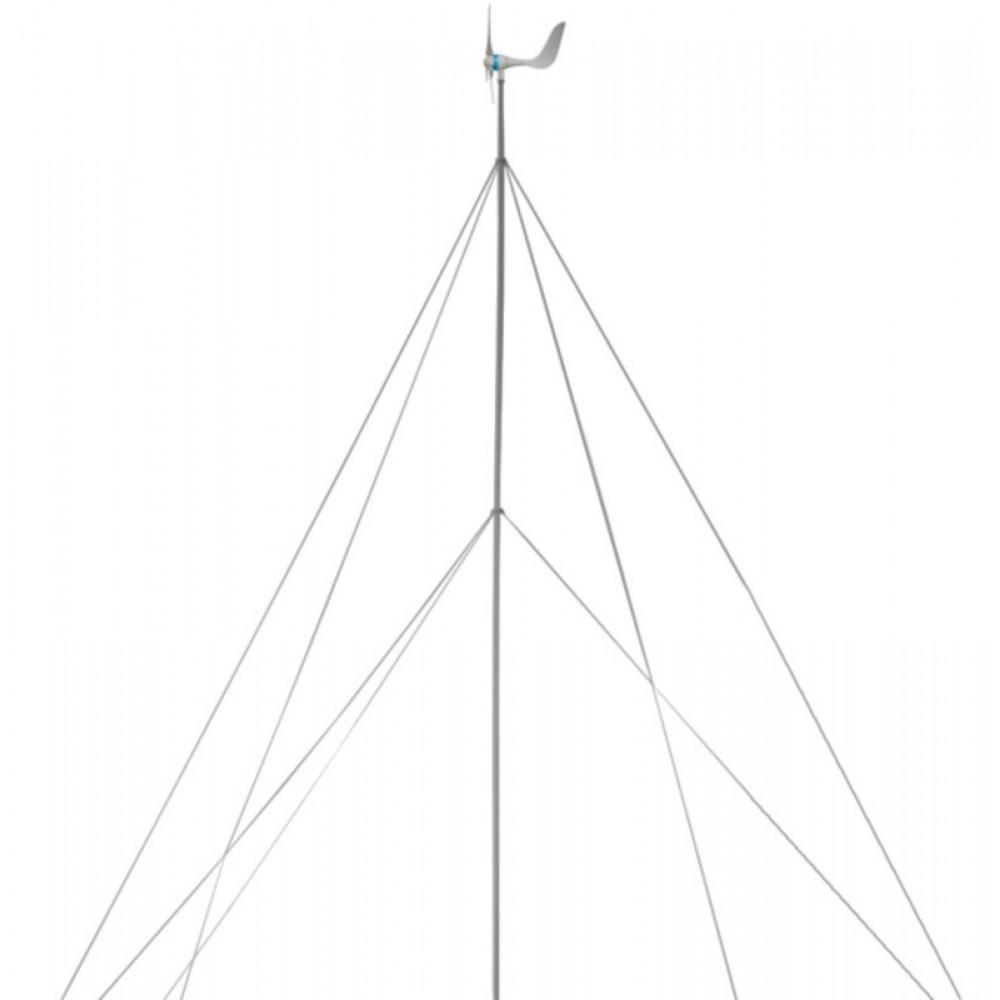 Мачта 9,1 м трубчатая с растяжками для SunForce и Air