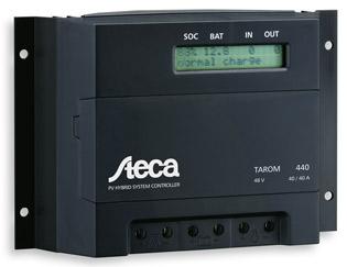 Контроллеры заряда для гибридных систем Steca Tarom