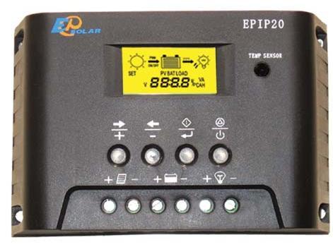 Контроллер заряда EPSolar EPIP20-LT
