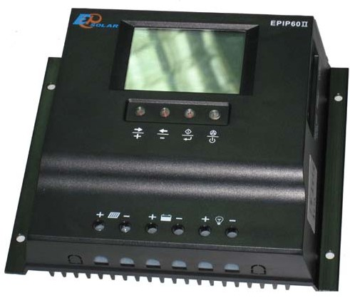 контроллер заряда EPIP 60-II - нажмите для увеличения картинки