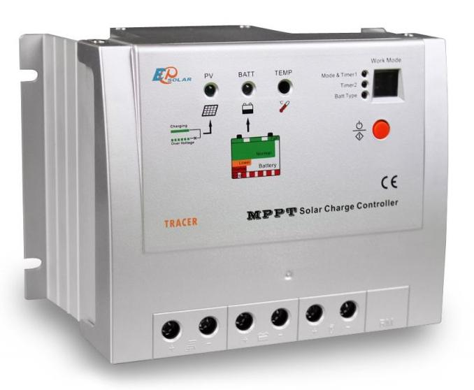 MPPT контроллер EPSolar Tracer 2210RN