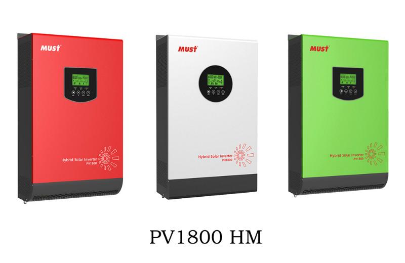 гибридный инвертор PV1800