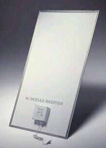 Микроинвертор на задней стороне фотоэлектрического модуля