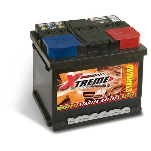 стартерная аккумуляторная батарея - нажмите для увеличения картинки