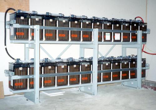 Аккумуляторы OPzS Solar