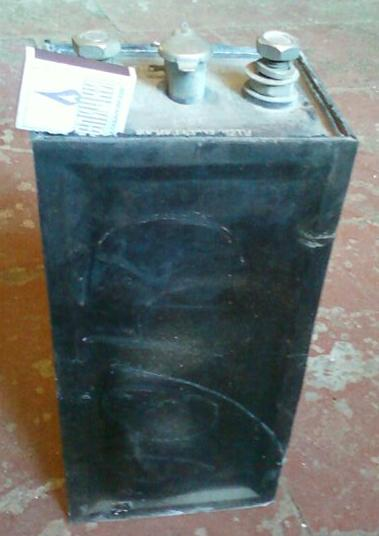 Никель-железный аккумулятор ТНЖ-250