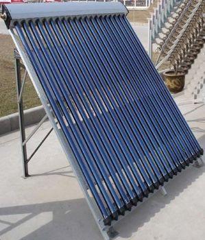 Вакуумный солнечный коллектор - нажмите для увеличения картинки