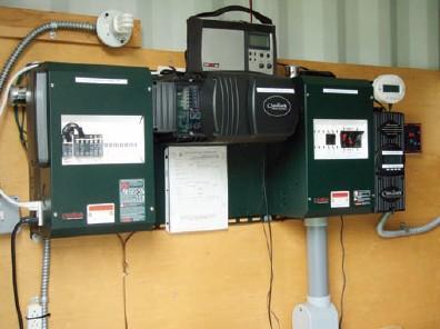 Система автономного электроснабжения Outback