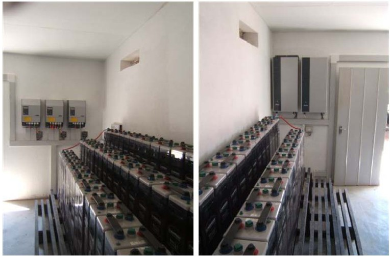 Гибридная аккумуляторно-сетевая фотоэлектрическая система на базе StecaGrid 9000 и Xtender XTH