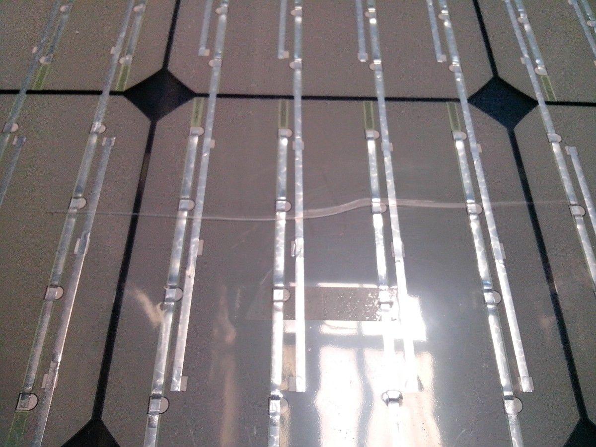 ELPS Canadian solar монокристаллическая солнечная панель