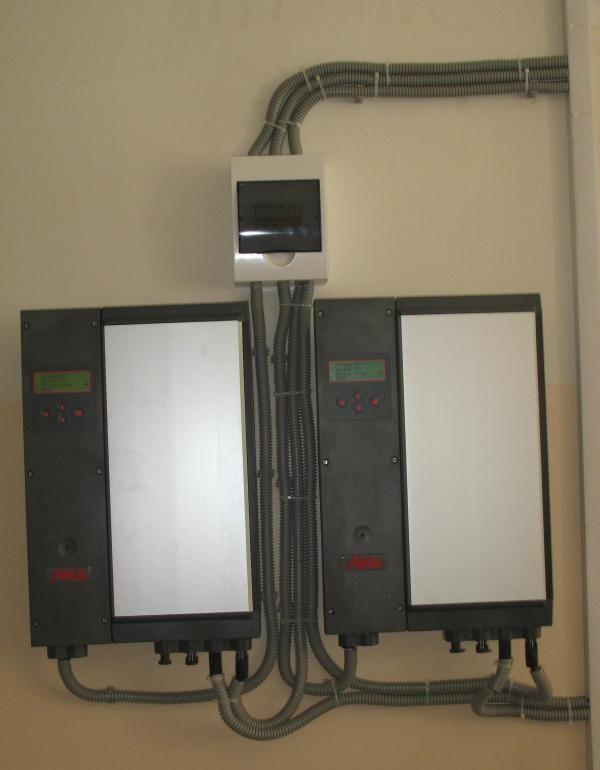 Сетевые инверторы StecaGrid 2000+
