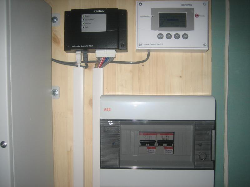 Бесперебойное электроснабжение Xanrex XW6048