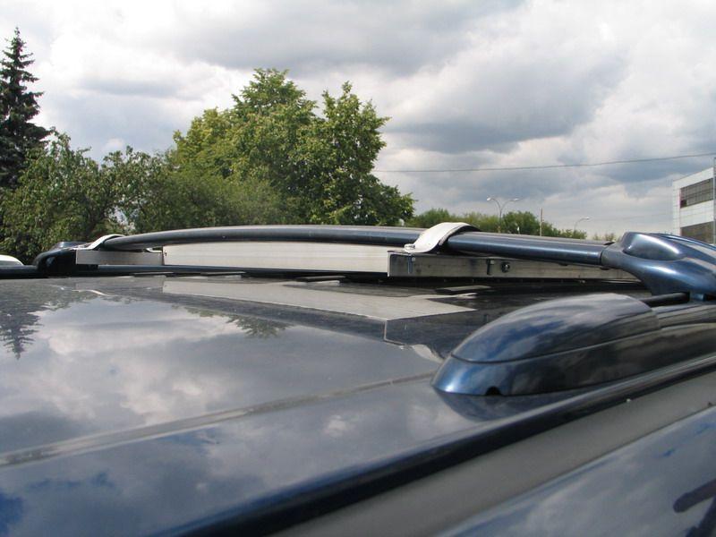 Солнечная батарея-До самой крыши не достаёт 1,5 см