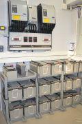 Двухфазная система резервного электроснабжения на базе Studer Xtender XTH,  VarioTrack-85 и фотоэлектрического инвертора Solar River SR-5000
