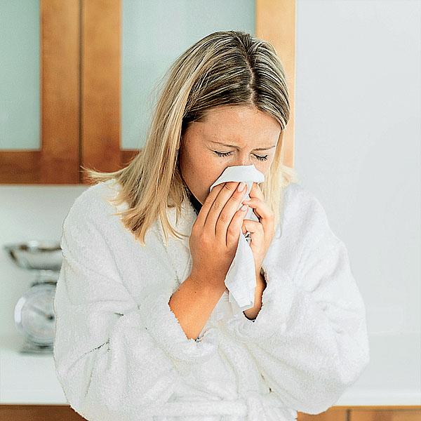 Аллергия от пыли - нажмите для увеличения картинки