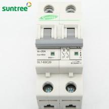 SL7-63C20 2P 20A 800В Автоматический выключатель DC