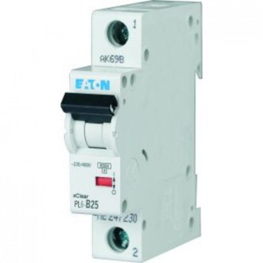 EATON PL6-C16/1 16A Автоматический выключатель