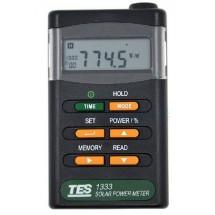 TES-1333 измеритель мощности солнечного излучения