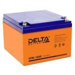 12 В Delta DTM 1226, Аккумулятор