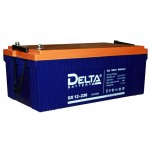 12В Delta GX 12-230, 230А*ч Аккумулятор AGM-гель