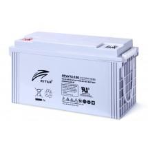 12В аккумулятор Prosolar OPzV12 180, 180 А*ч