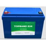 25,6В Литий-ионный аккумулятор Topband 50А*ч