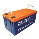 12В Delta GX12-200, 200А*ч Аккумулятор AGM-гель
