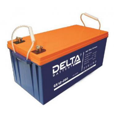 DELTA GX 12-200 Аккумулятор AGM