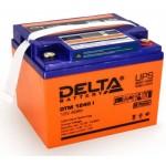 Аккумулятор Delta DTM 1240 I, 12 В