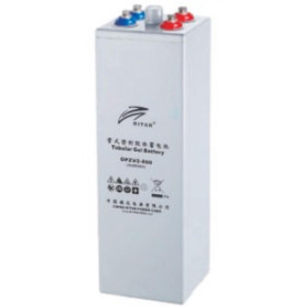 2В аккумулятор Prosolar OPzV2 800, 800 А*ч
