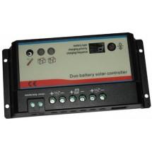 EPIP20-DB 20А 12/24В Контроллер заряда для 2 АБ