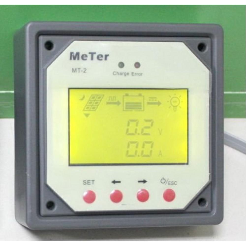 Выносная панель индикации EPSolar MT-2 для Tracer MPPT 121x