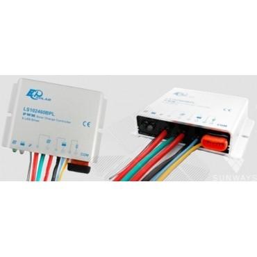 Epsolar LS1024BP 12/24В 10А Контроллер заряда с 2 таймерами, герметичный