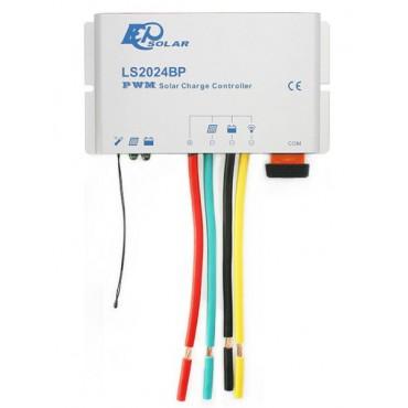 Epsolar LS2024BP 12/24В 20А Контроллер заряда с 2 таймерами, герметичный