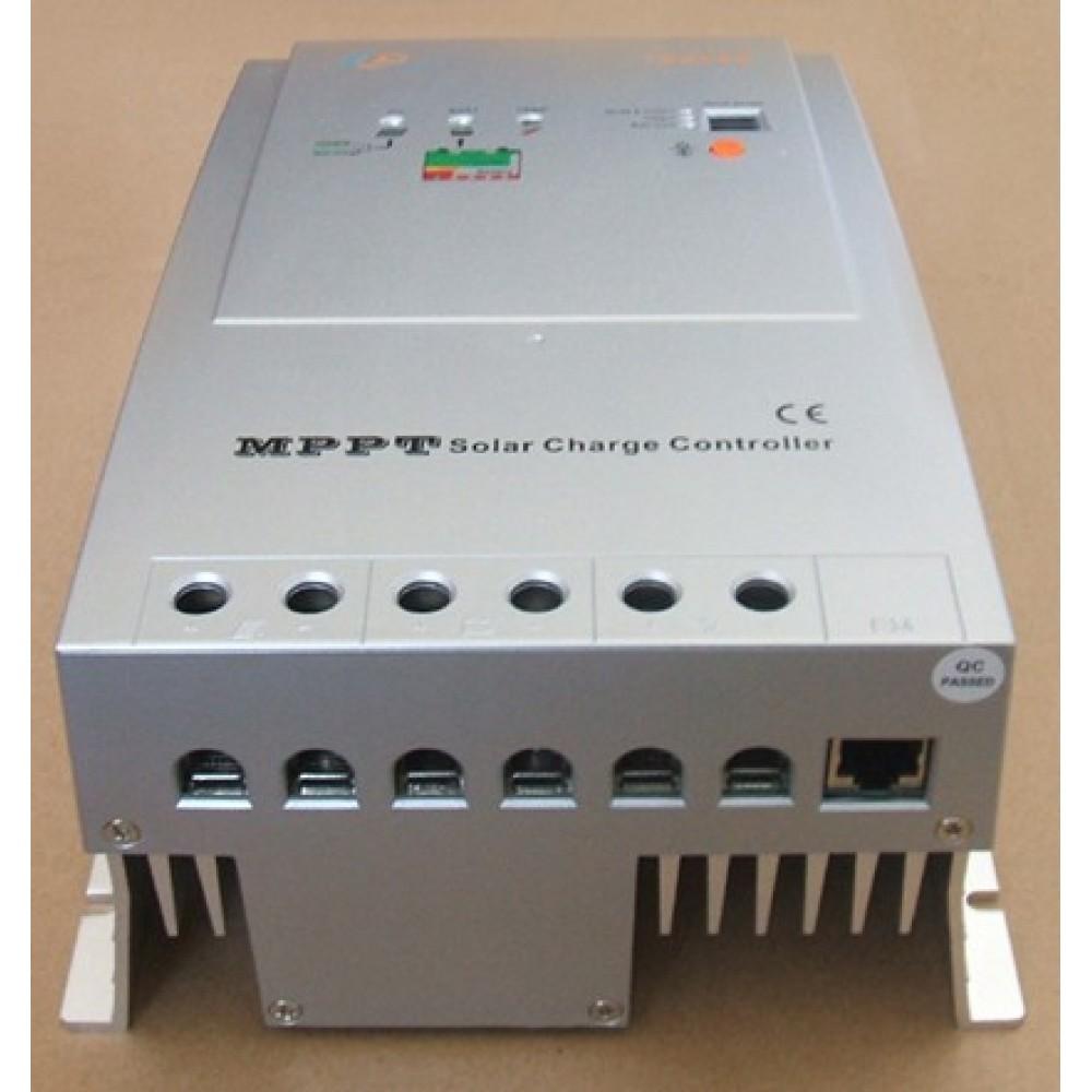 EPSolar Tracer 4210RN MPPT 12/24В 45А, Контроллер заряда