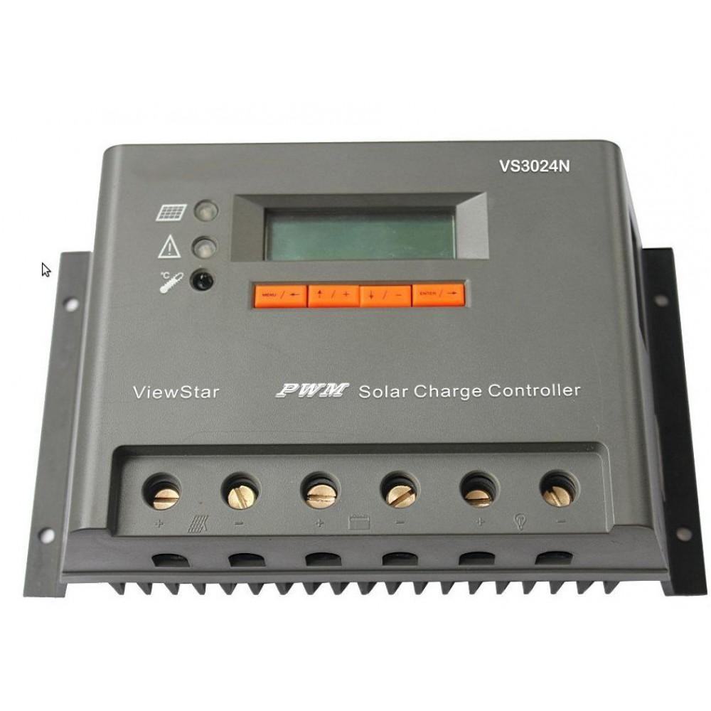 EPSolar VS4024, 40А Контроллер заряда солнечный