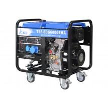 Дизельный генератор TSS SDG 6000EHA