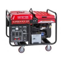 ELEMAX Бензиновый генератор с двигателем Honda GX630, 10 кВт