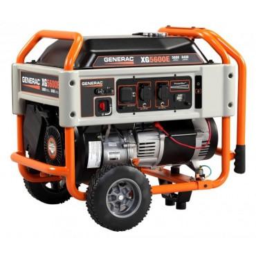 Бензиновый генератор Generac XG5600E 5,6 кВт