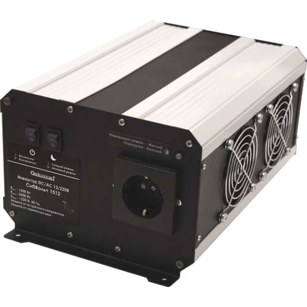 СК СибВольт 1548, 1,5 кВт,  Инвертор