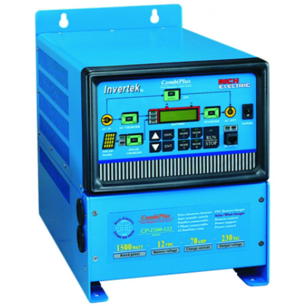 RE CombiPlus CP-3000 Инвертор с зарядным устройством
