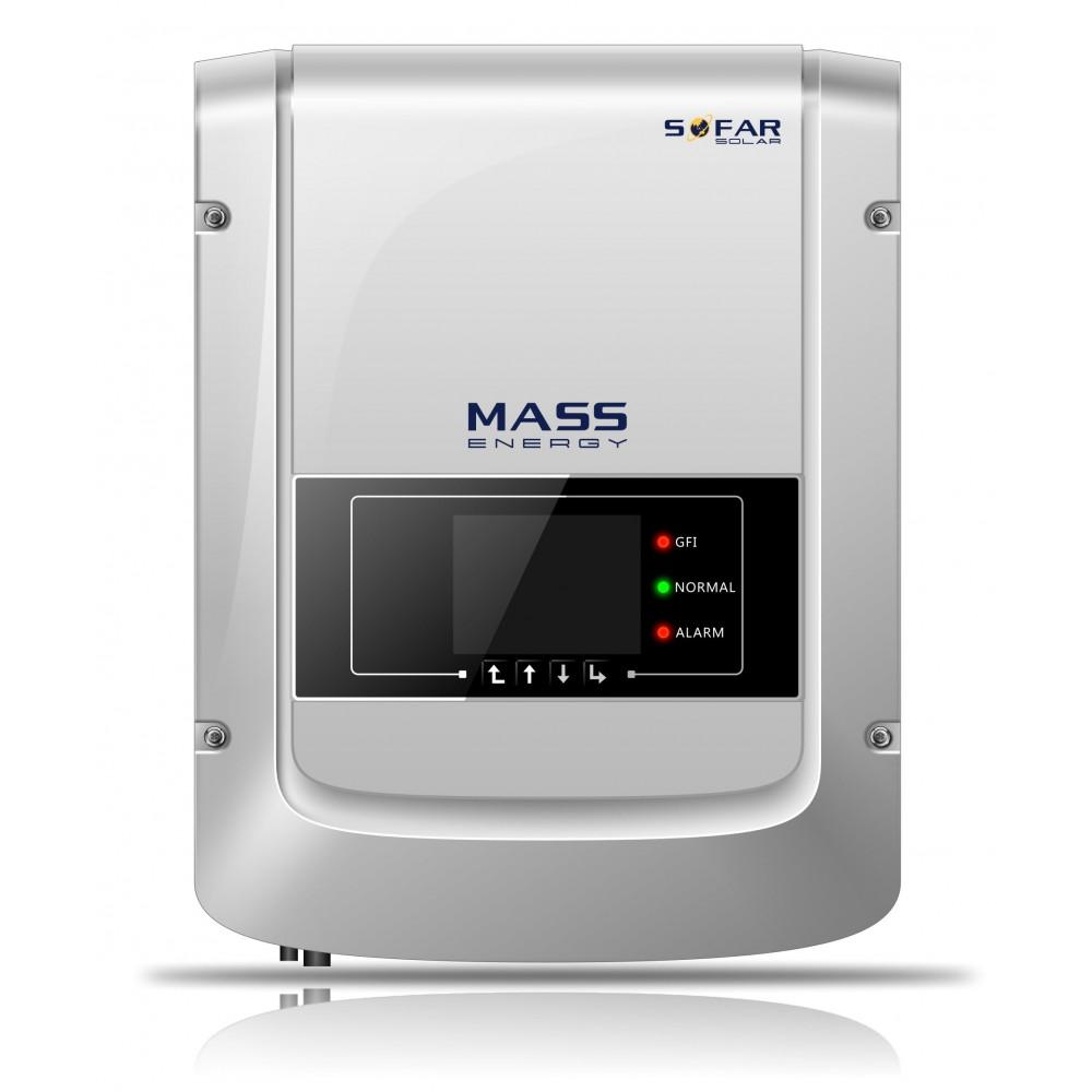 SOFAR 6000TLM сетевой фотоэлектрический инвертор