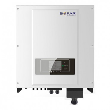 SOFAR 20000TL-G2 3-фазы Сетевой солнечный инвертор